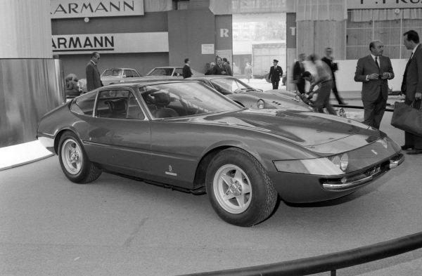 Ferrari Daytona.