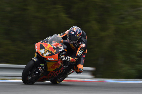 Brad Binder, Red Bull KTM Ajo.