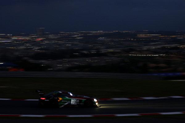 #10 Mercedes-AMG Team SPS Automotive Performance Mercedes-AMG GT3: Luca Stolz, Maximilian Götz, Yelmer Buurman.