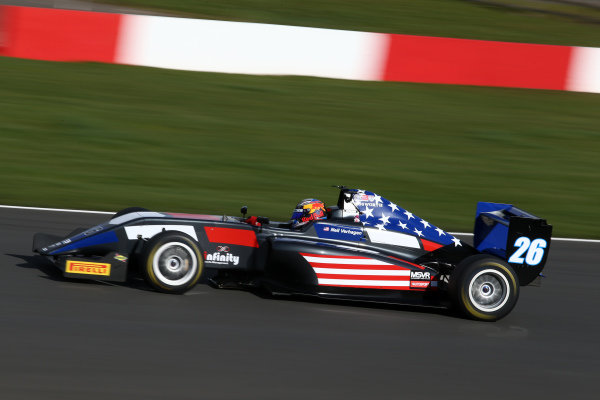 Neil Verhagen (USA) Double R Racing BRDC F3