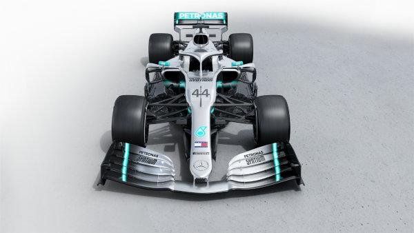 The new Mercedes-AMG F1 W10 EQ Power+