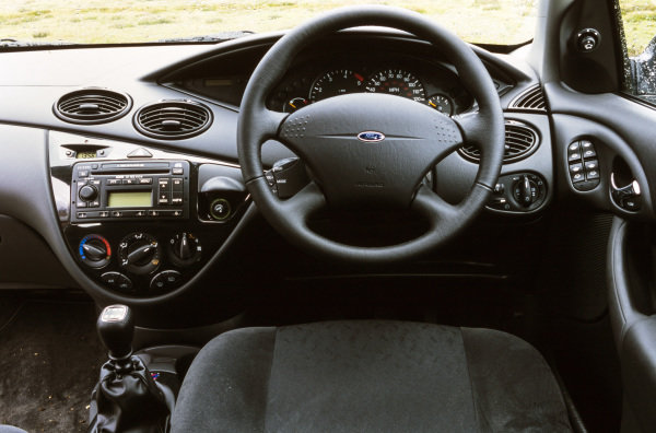 Ford Focus TDCi Ghia.