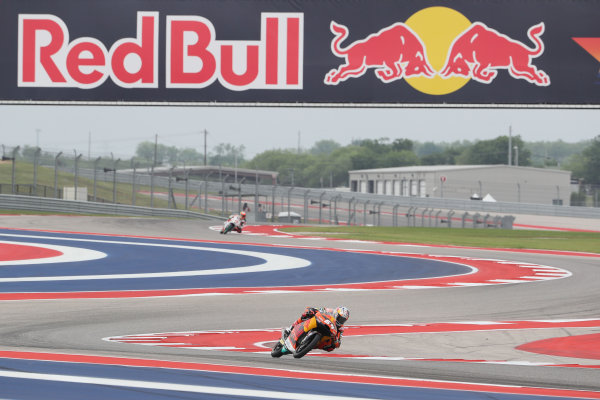 2017 Moto3 Championship - Round 3 Circuit of the Americas, Austin, Texas, USA Friday 21 April 2017  World Copyright: Gold and Goose Photography/LAT Images ref: Digital Image Moto3-500-1816