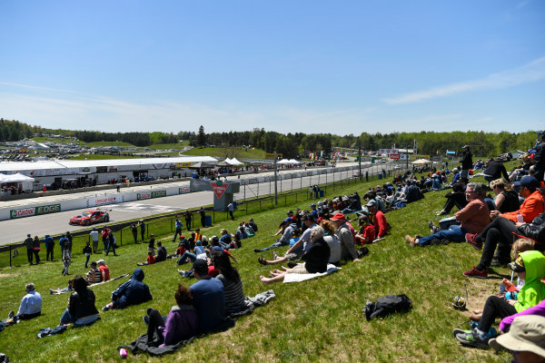 Pirelli World Challenge Victoria Day SpeedFest Weekend Canadian Tire Motorsport Park, Mosport, ON CAN Saturday 20 May 2017 Johnny O'Connell/Ricky Taylor World Copyright: Richard Dole/LAT Images ref: Digital Image RD_CTMP_PWC17110