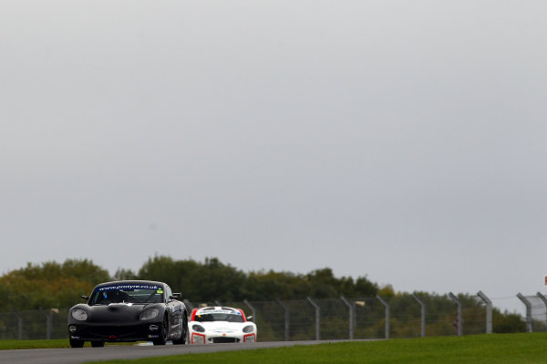 2017 Ginetta GT5 Challenge, Donington Park, Leicestershire. 23rd - 24th September 2017. Max Bird. World Copyright: JEP/LAT Images