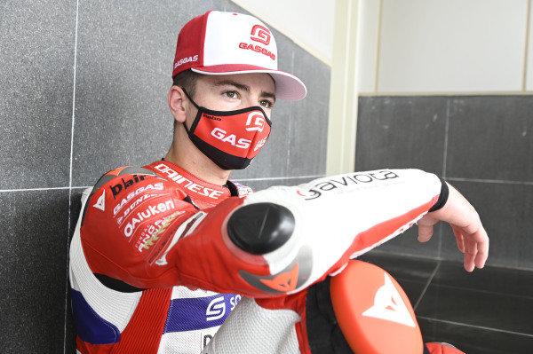 Izan Guevara, Aspar Team Moto3.
