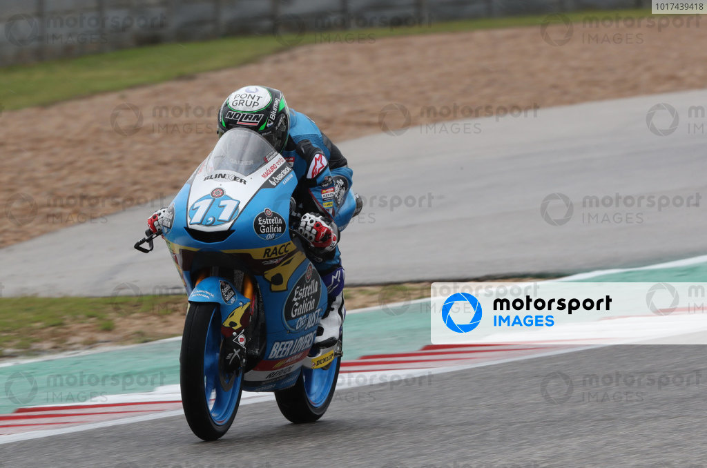 Garcia, Moto3, Grand Prix Of The Americas 2019