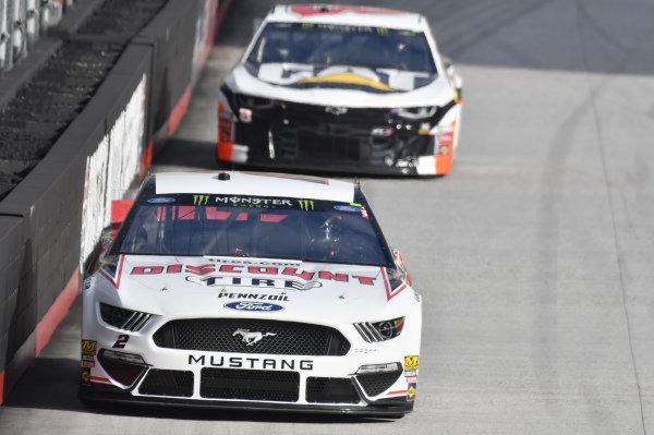 #2: Brad Keselowski, Team Penske, Ford Discount Tire