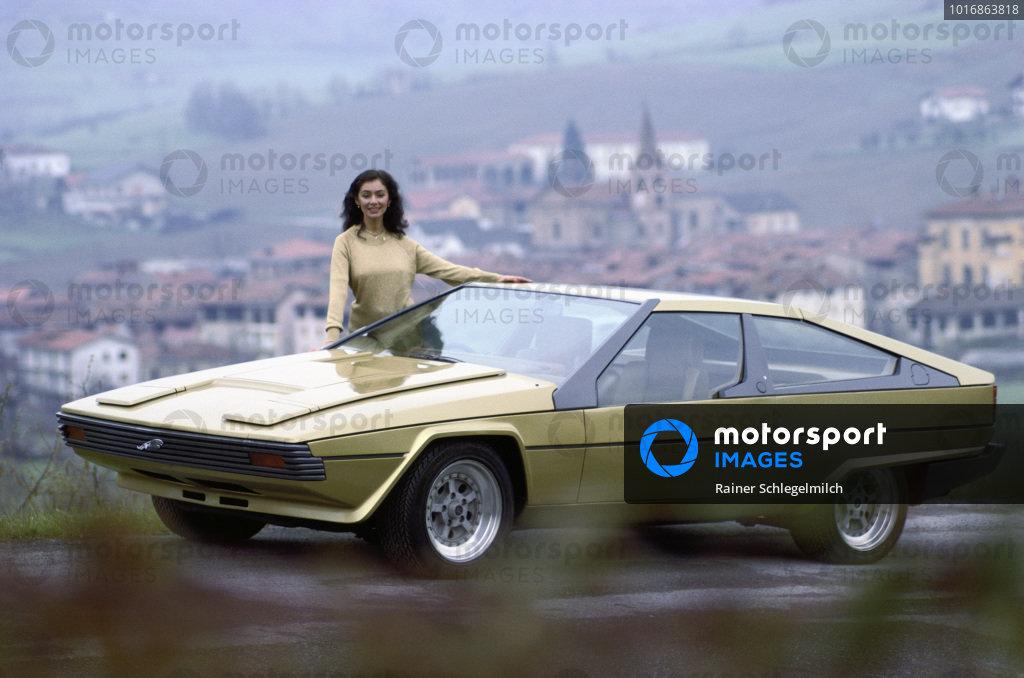 Bertone Jaguar Ascot Concept Car