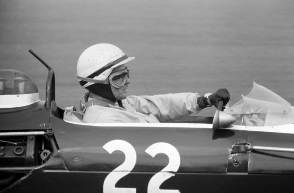 Phil Hill, Cooper T73 Climax.