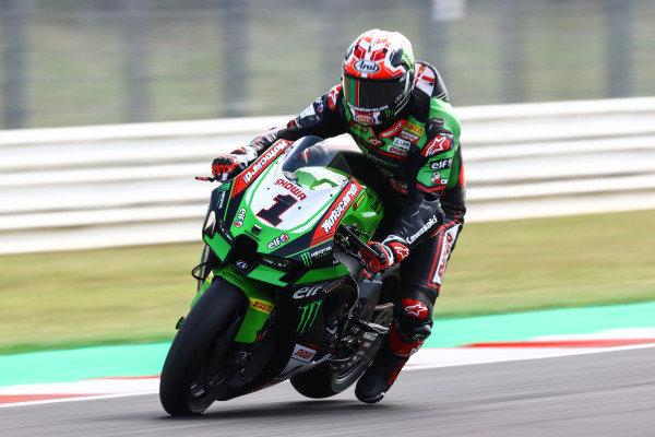 Jonathan Rea, Kawasaki Racing Team WorldSBK.