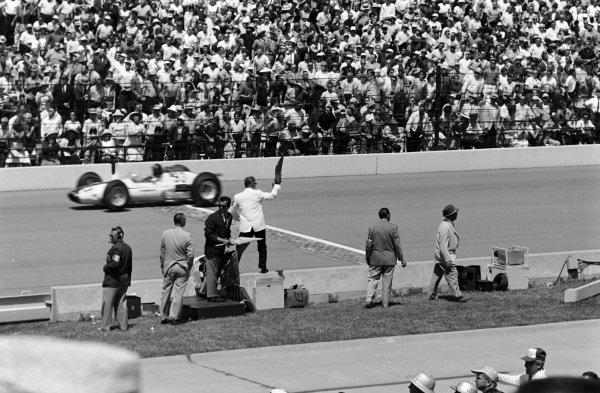 Dan Gurney, Team Lotus, Lotus 29 Ford.