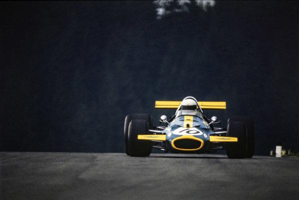 Jack Brabham, Brabham BT33 Ford.