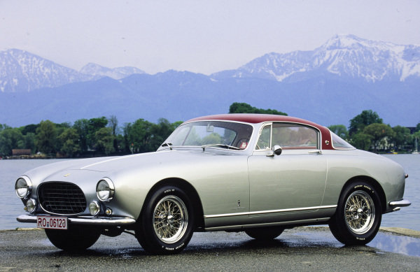 Ferrari 250 GT Europa Coupe, 1955