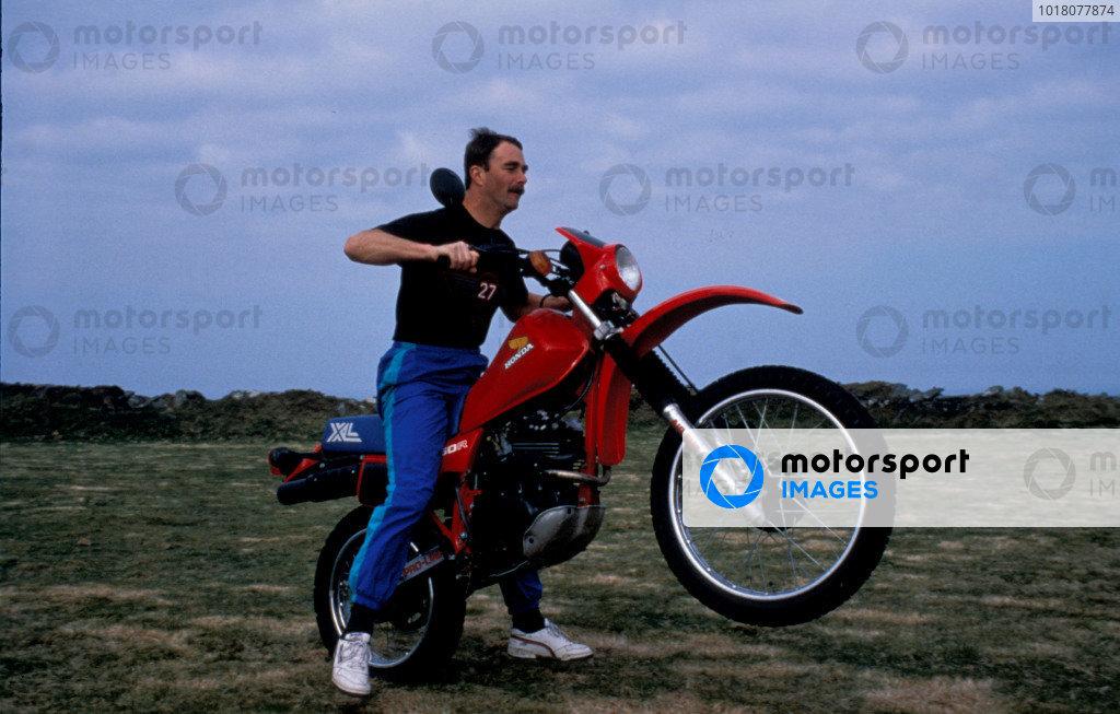Racing Drivers At Home 1989