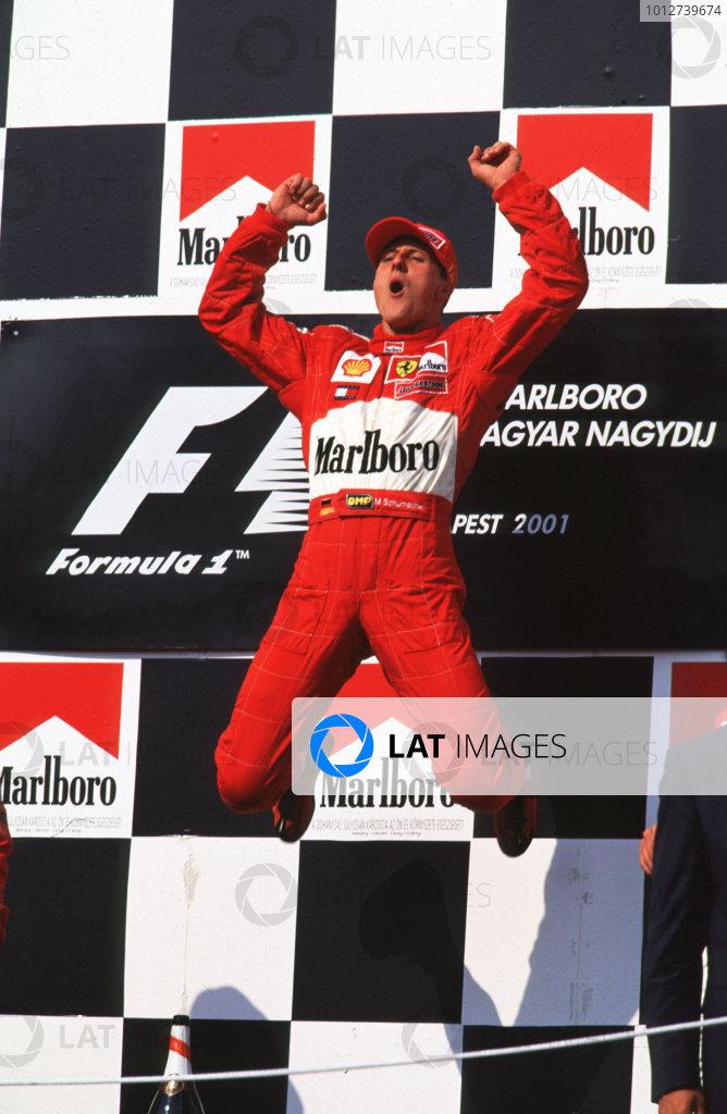 2001 Hungarian Grand Prix