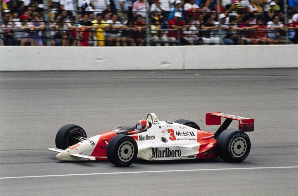 Rick Mears, Penske PC-20 Chevrolet.