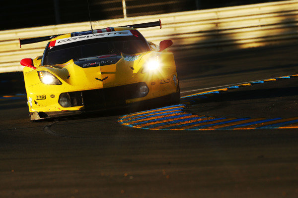 #63 Corvette Racing, Chevrolet Corvette C7.R - Jan Magnussen, Antonio Garcia, Mike Rockenfeller