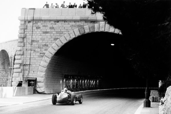 Monte Carlo, Monaco. 18 May 1958.
