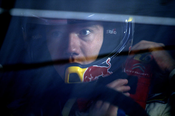 Round 11Rally de France 30/9-3/10Sebastien Ogier, Citroen WRC, Portrait.Worldwide Copyright: McKlein/LAT