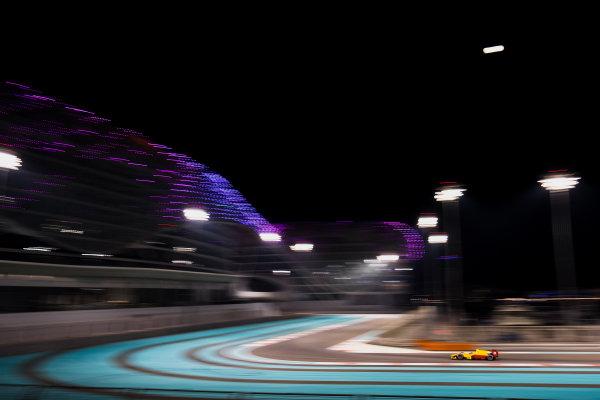 2017 FIA Formula 2 Test 3. Yas Marina Circuit, Abu Dhabi, United Arab Emirates. Saturday 2 December 2017. Pietro Fittipaldi (BRA, Arden International).  Photo: Zak Mauger/FIA Formula 2. ref: Digital Image _56I0034