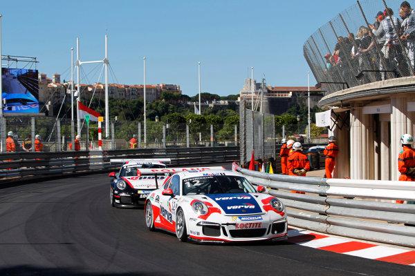 Monte Carlo, Monaco 26th May 2013 Kuba Giermaziak, #12 Verva Racing Team.  World Copyright: Charles Coates/LAT Photographic ref: Digital Image _A8C5889
