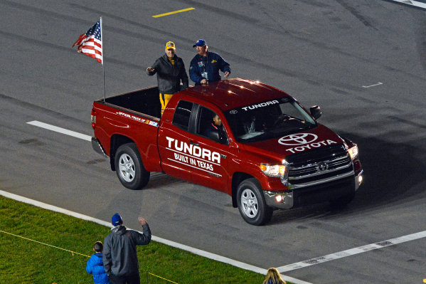 12-13 February, 2016, Daytona Beach, Florida, USA Kyle Busch, M&M's 75 Toyota Camry ?2016, F. Peirce Williams LAT Photo USA