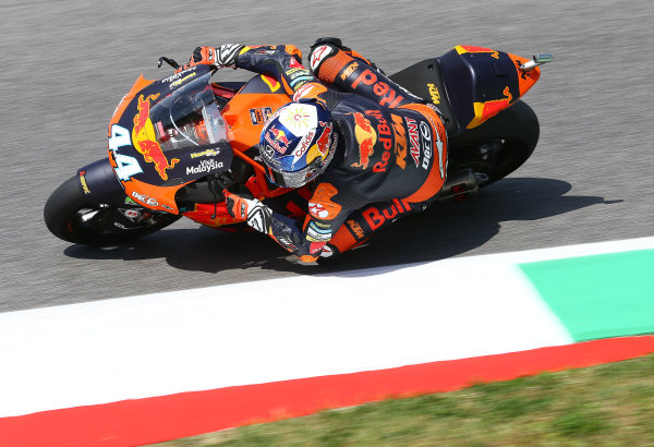 2017 Moto2 Championship - Round 6 Mugello, Italy Friday 2 June 2017 Brad Binder, Red Bull KTM Ajo World Copyright: Gold & Goose Photography/LAT Images ref: Digital Image 673559