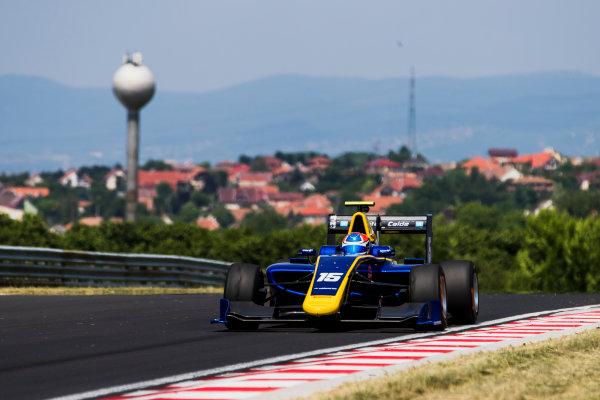2017 GP3 Series Test 4.  Hungaroring, Budapest, Hungary. Tuesday 6 June 2017. Tatiana Calderon (COL, DAMS)  Photo: Zak Mauger/GP3 Series Media Service. ref: Digital Image _54I3122