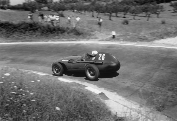Pescara, Italy. 16th - 18th August 1957. 