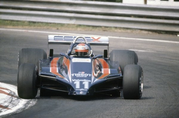 1980 Belgian Grand Prix.Zolder, Belgium. 2-4 May 1980.Mario Andretti (Lotus 81-Ford Cosworth), retired.World Copyright: LAT PhotographicRef: 35mm transparency 80BEL02