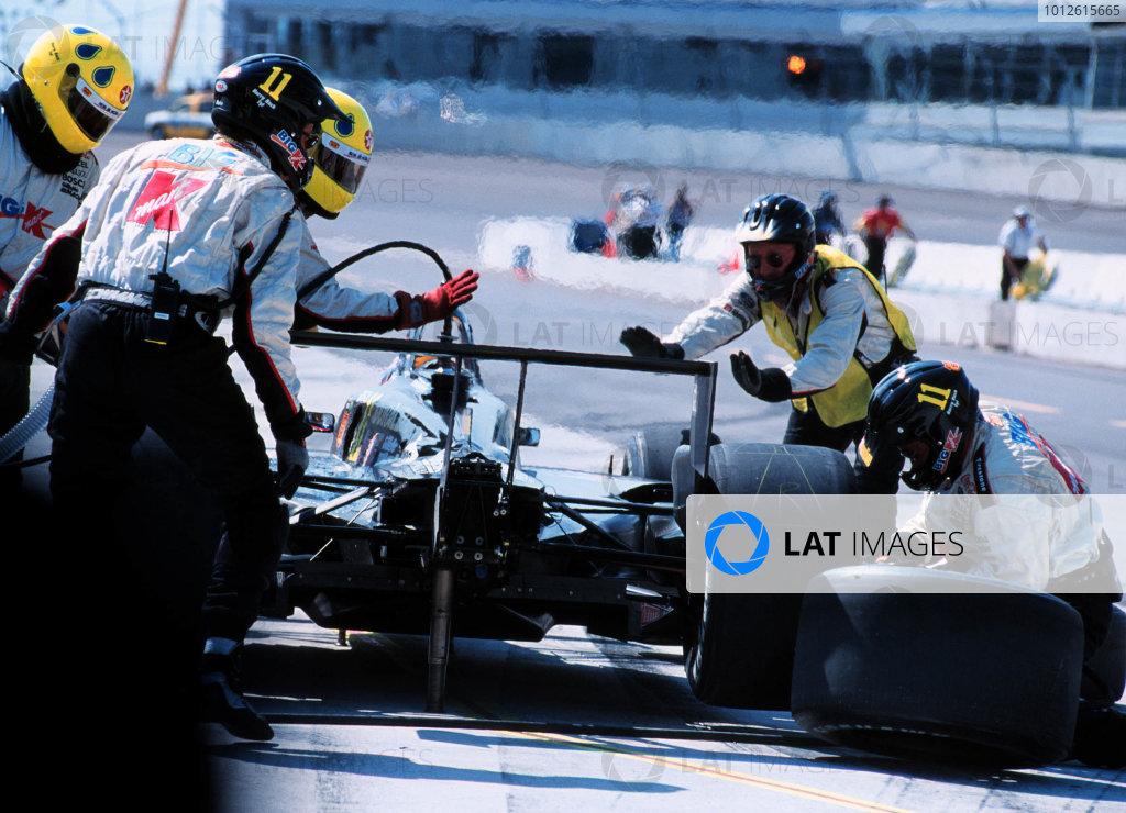 1999 CART Chicago GP, 22/8/99