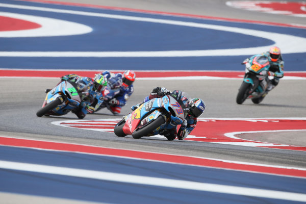 2017 Moto2 Championship - Round 3 Circuit of the Americas, Austin, Texas, USA Friday 21 April 2017 Alex Marquez, Marc VDS World Copyright: Gold and Goose Photography/LAT Images ref: Digital Image MotoGP-500-1561