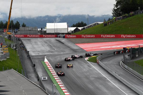 Raffaele Marciello (ITA) Russian Time at GP2 Series, Rd4, Spielberg, Austria, 1-3 July 2016.