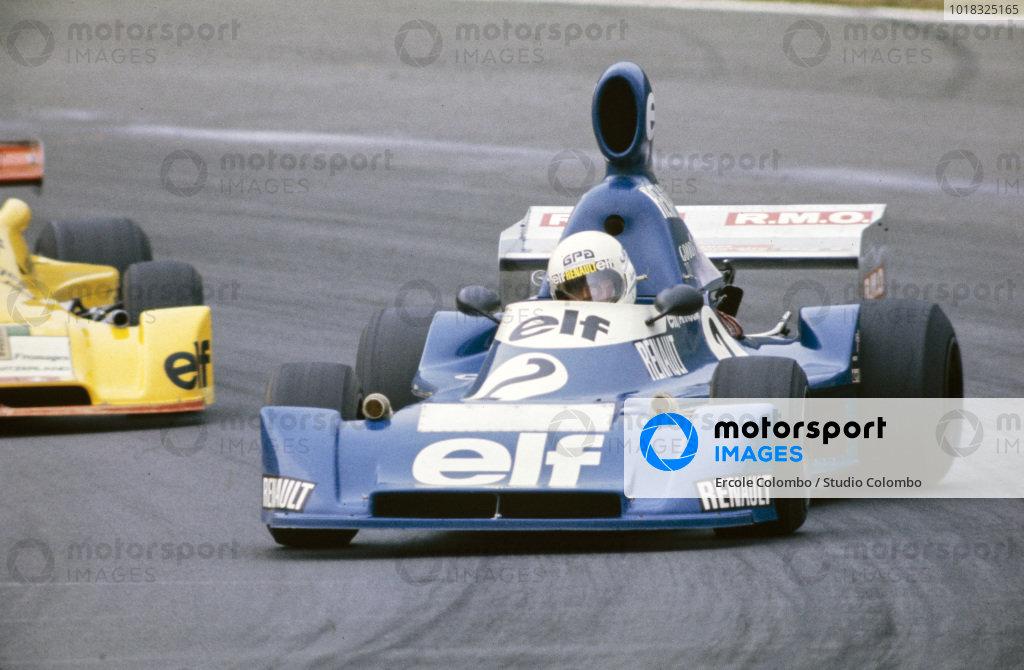 René Arnoux, Martini Mk19 Renault/Gordini.