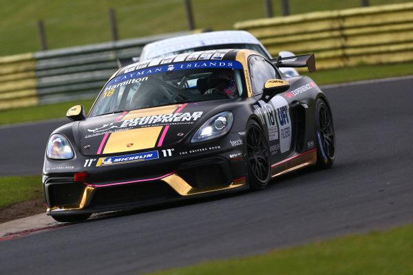 Archie Hamilton - Redline Racing Caymen GT4