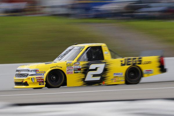 #2: Cody Coughlin, GMS Racing, Chevrolet Silverado JEGS.com