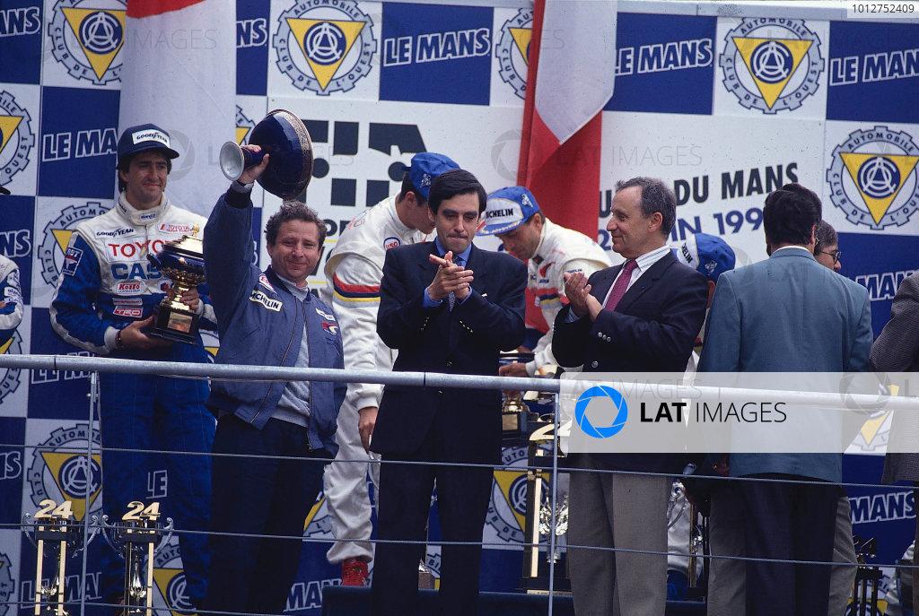 1992 Le Mans 24 Hours.