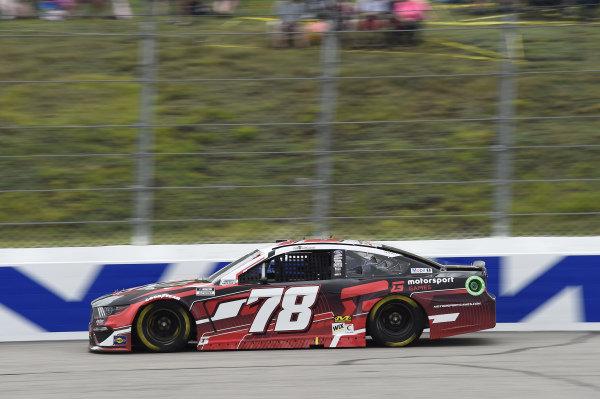 #78: B.J. McLeod, Live Fast Motorsports, Ford Mustang Motorsport Games