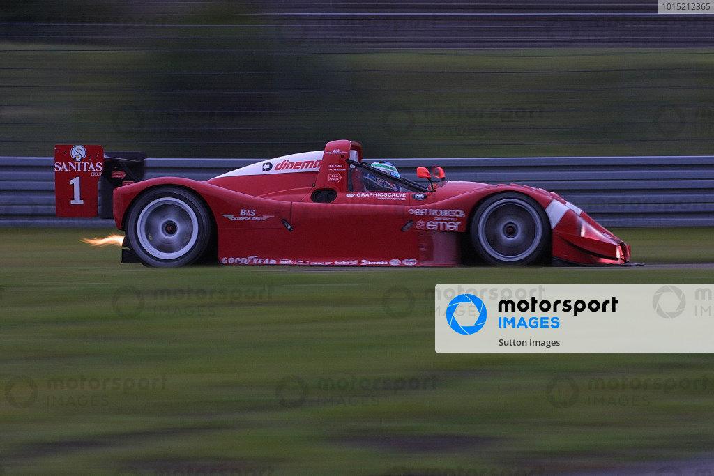 Marco Zadra (ITA) / Christan Pescatori (ITA) Ferrari 333SPFIA Sports Car Championship, Nurburgring, Germany, 16 September 2001
