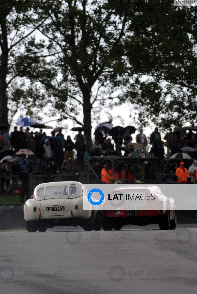 Goodwood Estate, West Sussex, 15th - 18th September 2011 RAC Tourist Trophy Action. World Copyright:Jeff Bloxham/LAT Photographic Ref: Digital Image