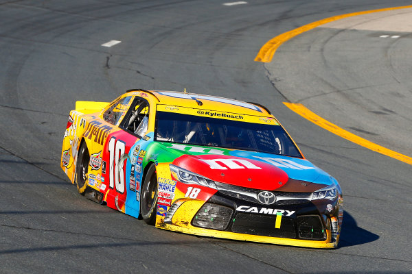 23-25 September, 2016, Loudon, New Hampshire USA Kyle Busch, M&M's Core Toyota Camry ?2016, Russell LaBounty LAT Photo USA