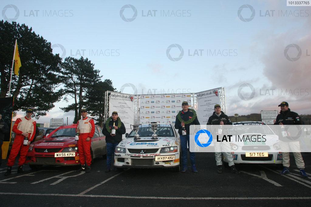 2009 British Rally Championship,