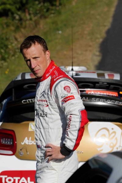2013 FIA World Rally Championship Round 10, Rally Australia, 12th-15th September 2013. Kris Meeke, Citroen. Worldwide Copyright: McKlein/LAT