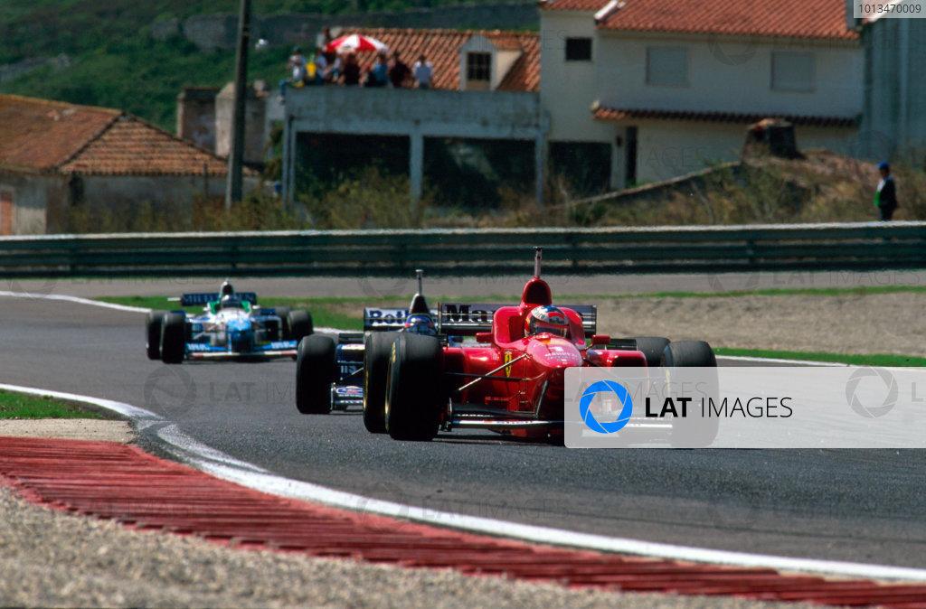 1996 Portuguese Grand Prix 1996 Formula 1 Photo