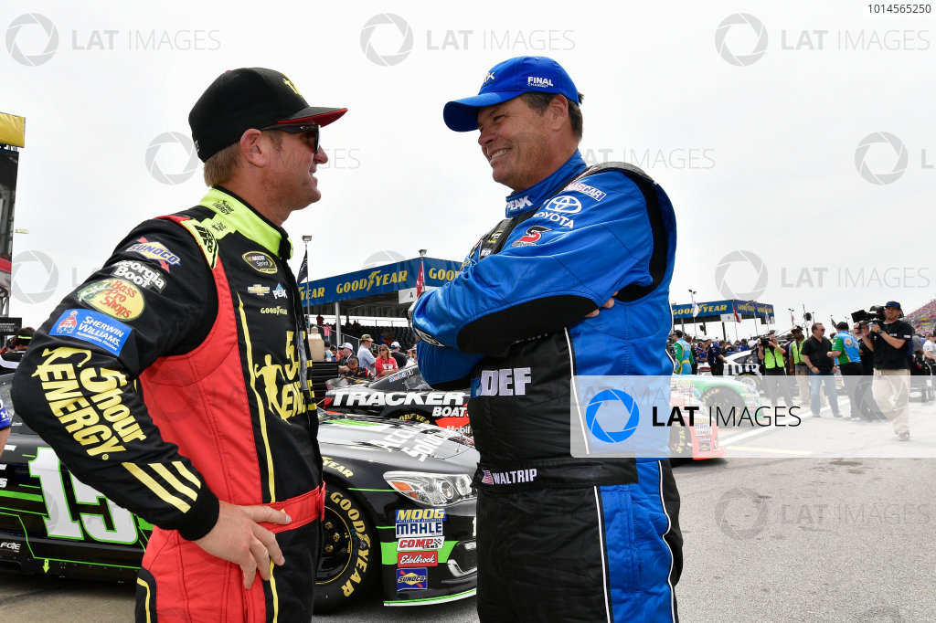 Round 10 - Talladega, Alabama, USA