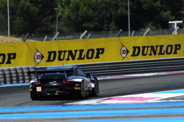 2017 European Le Mans Series, Le Castellet, France. 25th - 27th August 2017. #77 Christian Ried (DEU) / Joel Camathias (CHE) / Matteo Cairoli (ITA) - PROTON COMPETITION - Porsche 911 RSR (991) World Copyright: JEP/LAT Images