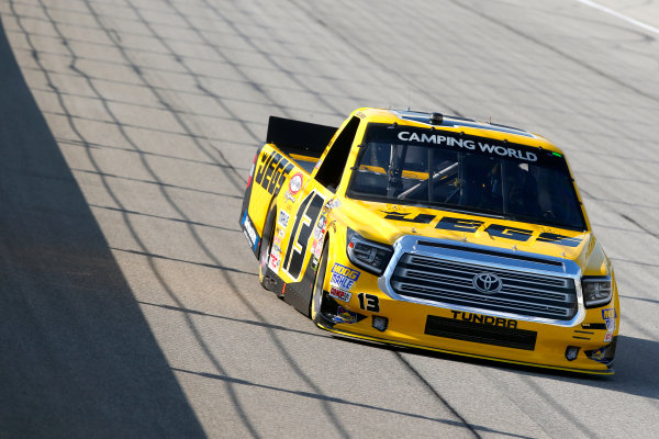 NASCAR Camping World Truck Series TheHouse.com 225 Chicagoland Speedway, Joliet, IL USA Thursday 14 September 2017 Cody Coughlin, JEGS Toyota Tundra World Copyright: Lesley Ann Miller LAT Images