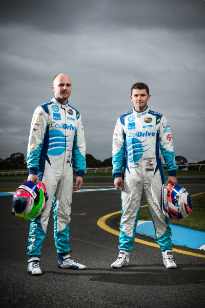 2017 Supercars Championship Round 10.  Sandown 500, Sandown Raceway, Springvale, Victoria, Australia. Thursday 14th September to Sunday 17th September 2017. Tim Blanchard, Brad Jones Racing Holden, Todd Hazelwood, Brad Jones Racing Holden. World Copyright: Daniel Kalisz/LAT Images Ref: Digital Image 140917_VASCR10_DKIMG_0481.jpg