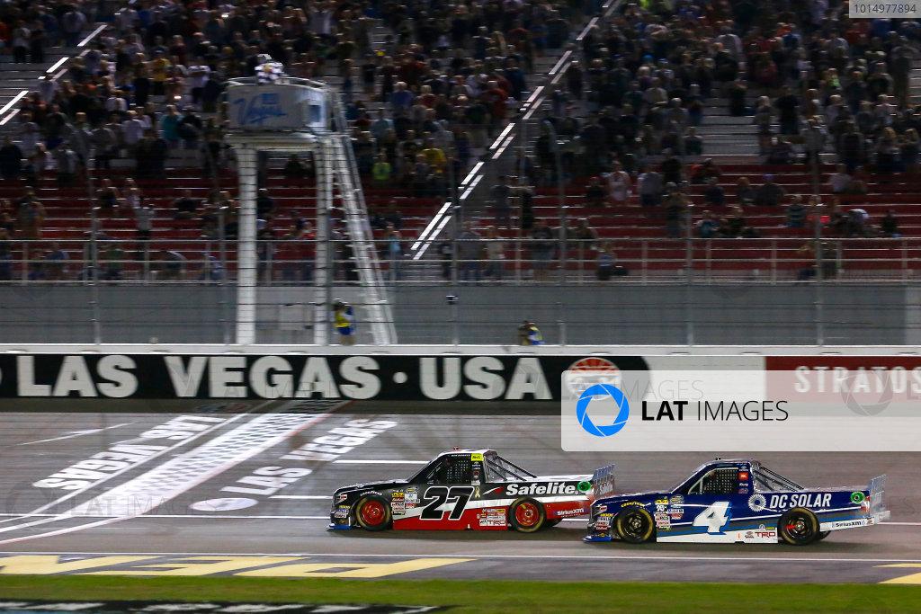 Round 18, Las Vegas, Nevada, USA